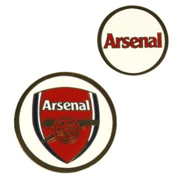 Arsenal Golf Ball Marker